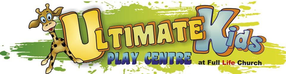 Ultimate Kids Play Gym