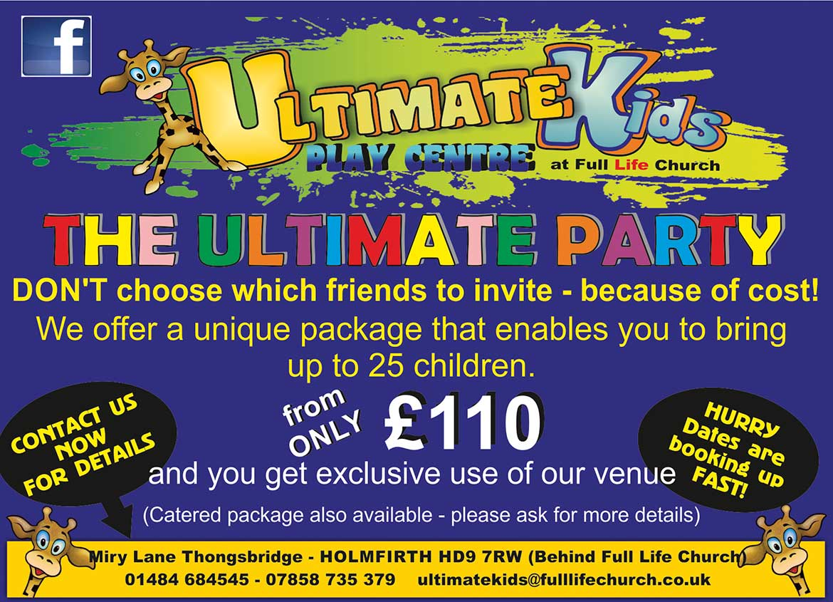 Ultimate Kids Ultimate Party