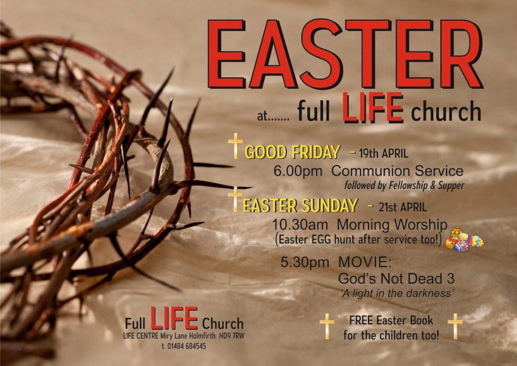 Easter Celebration 2019