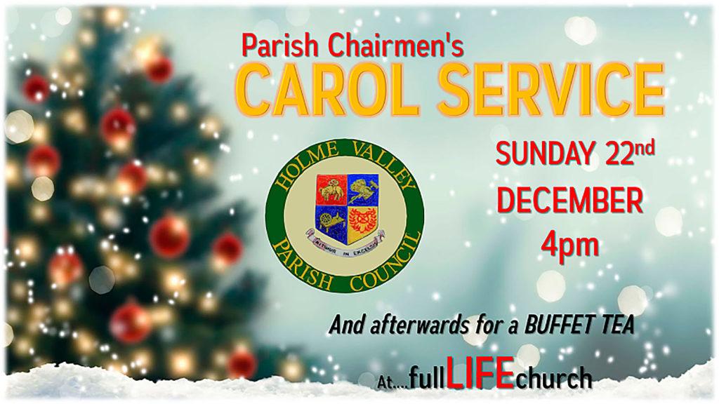 Parish Carol Service 2019